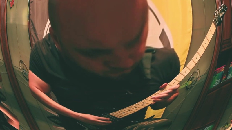 Parkway Drive - Idols and Anchors - Fisheye Cover Playthrough Instrumental
