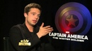 Sebastian Stan interview Captain America: The Winter Soldier