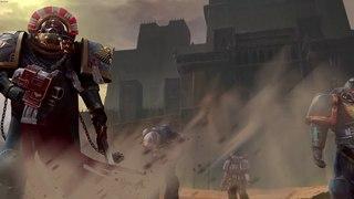 [Warhammer 40,000: Gladius - Relics of War] Вступительный ролик кампании Space Marine!