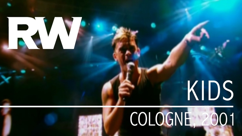 Robbie Williams   Kids   Live In Cologne 2001