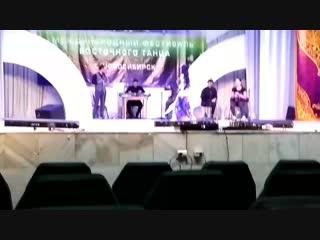 Нежельская Олеся. Baladi Live. Импровизация с оркестром Baladi Band. Orientaliya 2018. 2 место
