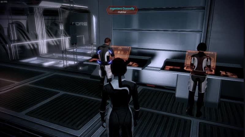 Mass Effect 2 - Cuidado con Tali