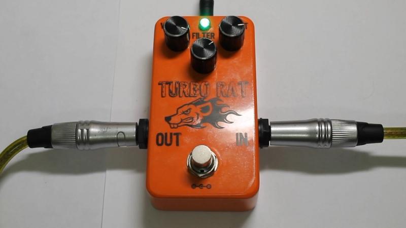 Turbo Rat - 01