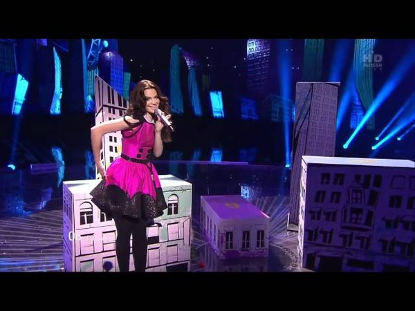 EUROVISION 2011 - Estonia - Getter Jaan - Rockefeller Street - HD.