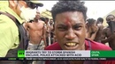 Hundreds of African migrants attempted to storm Spain's Ceuta