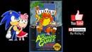 Aquatic Games Starriing James Pond and Aquabats (Mega Drive) - Longplay