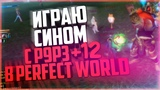 ИГРАЮ СИНОМ С Р9Р3+12 В ПВ - Perfect World