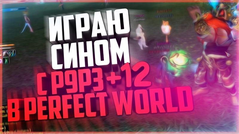 ИГРАЮ СИНОМ С Р9Р312 В ПВ - Perfect World
