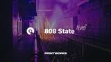 808 State Live @ Nina Kraviz presents Galaxiid x Printworks London (BE-AT.TV)
