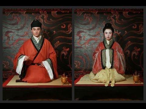 Chinese Traditional Costume (Hanfu) Show in Shanghai 2017   中国装束(汉服)复原展示 战国--唐 (中国装束复原团队)