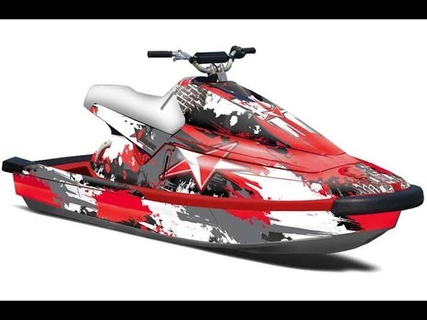 Перетяжка сиденья гидроцикла Yamaha WaveBlaster I