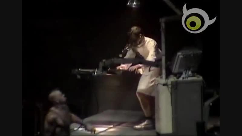 Rammstein - Feuer Frei! Detroit, USA 23/10/2001