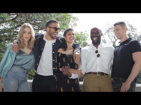 Sense8 exclusivo em SP! Elenco fala sobre as emoções do episódio final