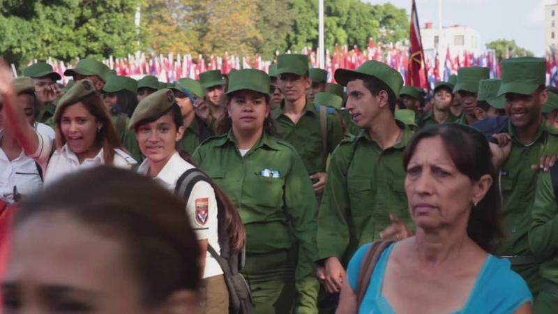 Cuba 1: May Day, May Day!