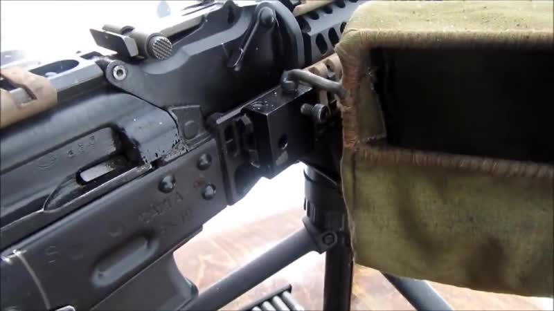 Как стреляет самодельный патрон 9х19 и нужная поправка в ЗОО