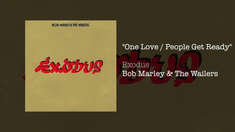 One Love/People Get Ready - Bob Marley The Wailers | Exodus (1977)