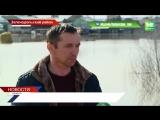 В Татарстане - паводок- когда прилив сменится отливом
