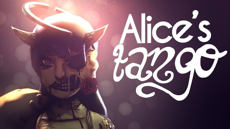 BENDY AND THE INK MACHINE SONG - Alice's Tango (You Will Be Mine) [SFM]