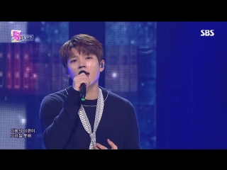 [23.09.18]  SBS Inkigayo | Nam Woohyun - If Only You Are Fine