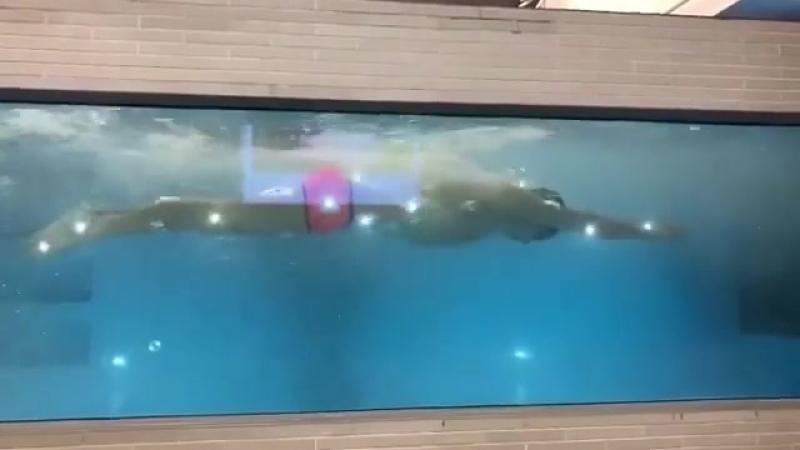 Технологии в плавании