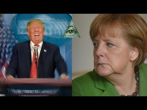 Endzeit-News [47] ➤ Merkels Untergang | Trump als Gott verehrt