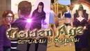Покровители, Детки из класса 402, Легенда об Искателе и другие видео по The Sims 4