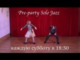 Jazz Dance Kaleidoscope: Shim Sham Frankie & Chazz Tribute — Aleksandr Butenko  Ekaterina Agaponova
