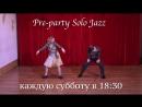 Jazz Dance Kaleidoscope: Shim Sham Frankie Chazz Tribute — Aleksandr Butenko Ekaterina Agaponova
