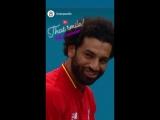 Mo Salah on #Instagram