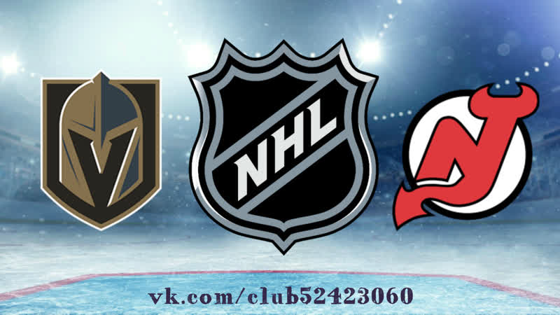 Vegas Golden Knights vs New Jersey Devils | 14.12.2018 | NHL Regular Season 2018-2019