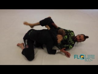 Cross Collar Choke - Guard Part 4