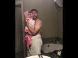 Daddy and Daughter Lip Sync Battle - Cuteness Overload.mp4