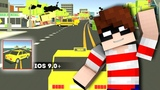 Taxi Game! Gameplay iOS. NEW Taxi simulation game