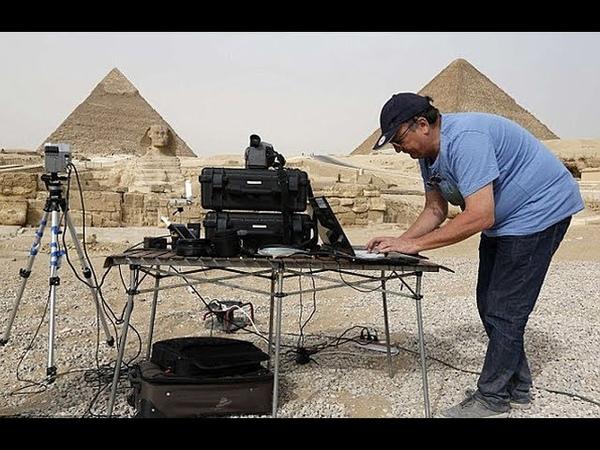 Египтологи не поверили такому везению .Тайные комнаты под Египетской пирамидой