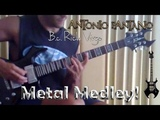BC Rich Virgo Celtic Guitar - PowerHeavy Metal Medley