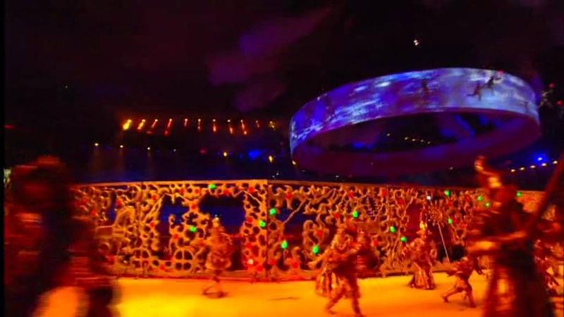 Opening of 2011 Asian Winter Games (1/14) Церемония открытия Зимних Азиатских игр 2011 г.(1/14)