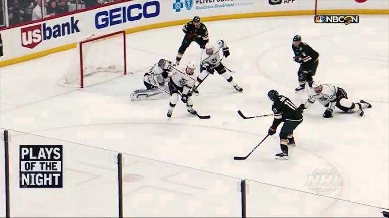 NHL On The Fly Top Shelf Mar 19, 2018