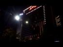 China. night city