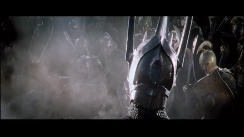 Sauron creepy sound