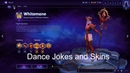 High Inquisitor Whitemane Dances jokes and skins Heroes of the Storm