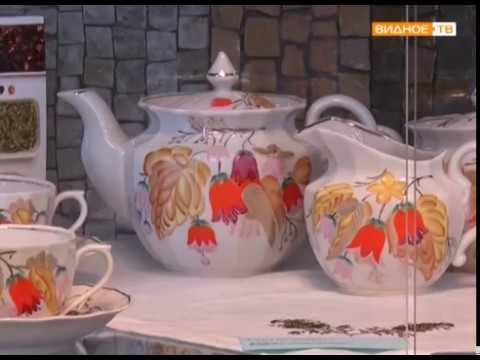 Традиция чаепития - интерактивная программа в Центральной библиотеке