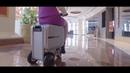 [HÀNG ĐỘC] Vali chạy điện thông minh
