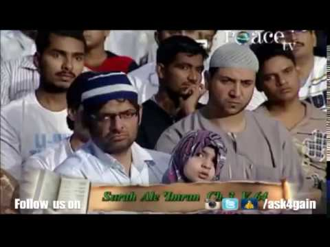 How Jews, Christians Are Making Fool To The Muslims - Dr. Zakir Naik