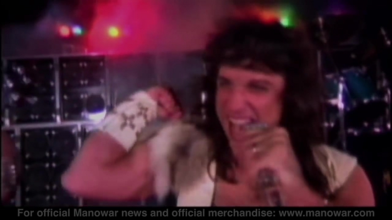 MANOWAR Gloves Of Metal (Special Edition) - OFFICIAL VIDEO