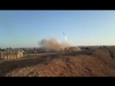 Операции против позиций и укреплений террористов в аль Хаджар аль Асвад