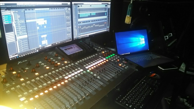 🎧 MadeInOmsk4 - Профессиональная студия звукозаписи, группа Ярый Juuz