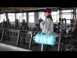 Спортивная сумка PINK от Victorias Secret.