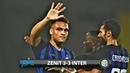 Zenit 3-3 Inter / Amistoso Internacional - 21/7/18 / Relato Espn