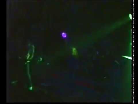Sonic Youth - The Wonder/Hyperstation Live Kilburn National Ballroom 23.03.89 - Video 8 Master -
