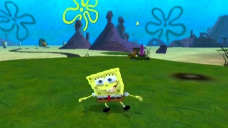 SpongeBob SquarePants Battle for Bikini Bottom Official Trailer